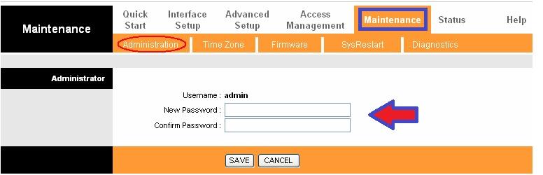 bsnl wifi password change
